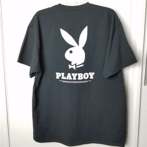 Playboy SCIENTIFIC GAMES MENS T-SHIRT XL NWOT
